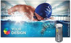ActiveTowel® Sports Microfaser-Sporthandtuch 130 x 70 cm in der Dose Standard