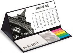 Tischkalender zum Aufstellen Basic