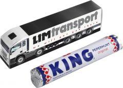 Mini LKW mit King Pfefferminz