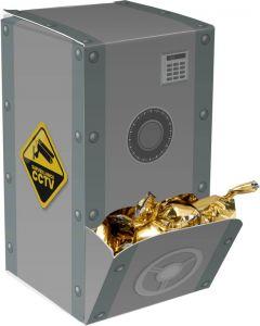 Displaybox Tresor