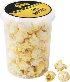 Kleiner Eimer Popcorn als Werbeartikel