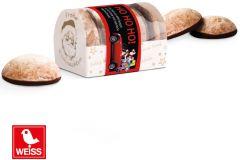 Lebkuchen Mini 4er als Werbeartikel