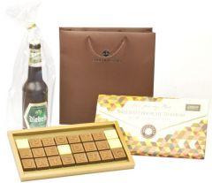 Schokoladen Geschenkset Vatertag