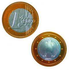 Schokoladen-Euromünze (38 mm) Standard