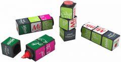 Original Rubiks Textmarker 1er