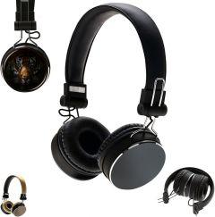 Bluetooth Kopfhörer Metal als Werbeartikel