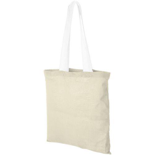 Leichte Baumwolltragetasche als Werbeartikel