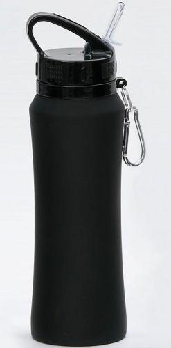 Wasserflasche und Thermosbecher im Set als Werbeartikel