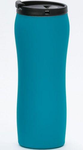 Thermobecher 450 ml und Ray Powerbank im Set als Werbeartikel