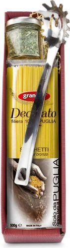 Präsentset Kleine Spaghetti als Werbeartikel