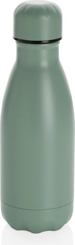 Solid Color Vakuum Stainless-Steel Flasche 260ml als Werbeartikel