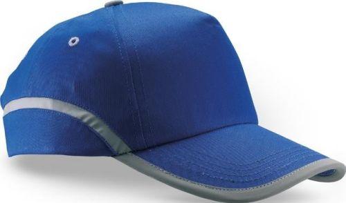 Baseball-Cap 5 Panels Reflektierend als Werbeartikel