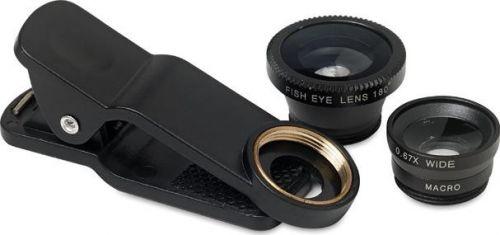 Kameraobjektiv-Set für Smartphones als Werbeartikel