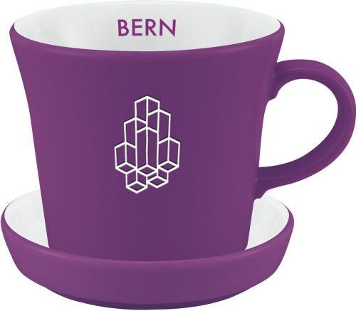 Kaffeetasse Bern - 0,14 l als Werbeartikel