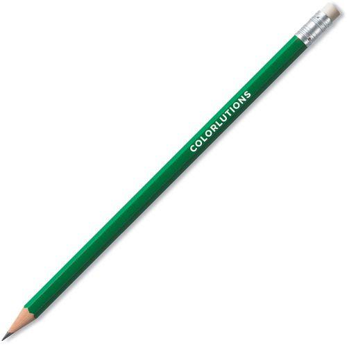 STAEDTLER Bleistift, mit Radiertip als Werbeartikel