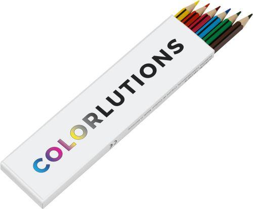 STAEDTLER Farbstiftetui, WOPEX als Werbeartikel