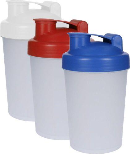 Shaker Protein klein als Werbeartikel