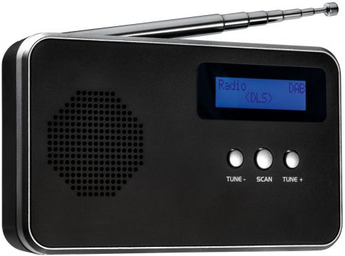 Tragbares Digitalradio Reflects Barcelos als Werbeartikel