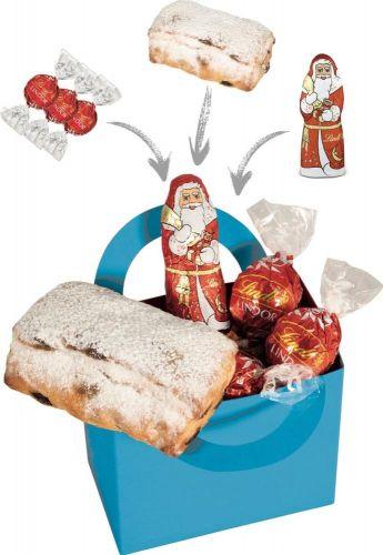 Schicke Weihnachtstüte als Werbeartikel