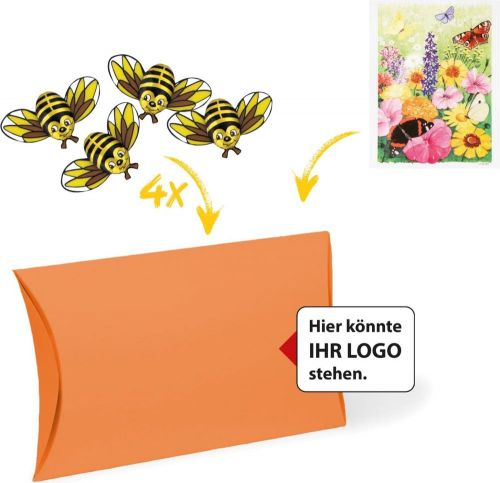 Color Pack Save the Bees als Werbeartikel