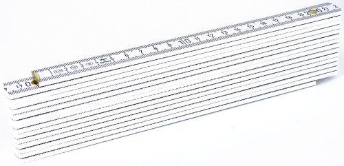 B400 Holzgliedermaßstab 3m als Werbeartikel