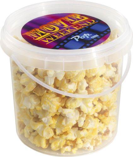 Eimer Popcorn als Werbeartikel