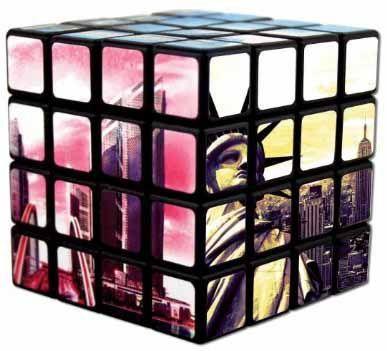 Original Rubiks Cube 4x4 65mm als Werbeartikel