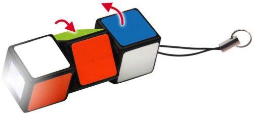 Original Rubiks Taschenlampe als Werbeartikel