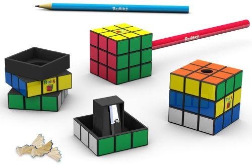 Original Rubiks Spitzer als Werbeartikel