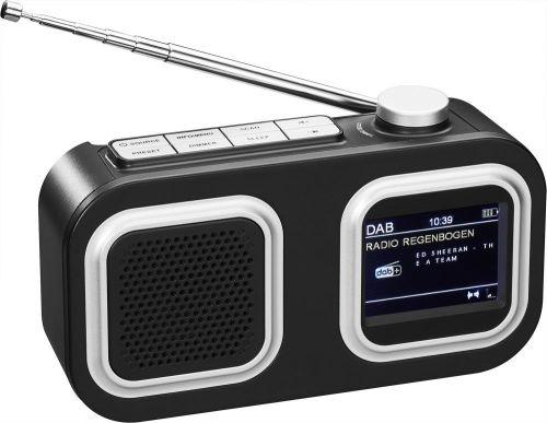 DAB Radio mit DAB+ und FM-Funk als Werbeartikel