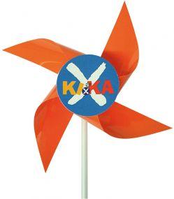 Windmühlen, 16 cm als Werbeartikel