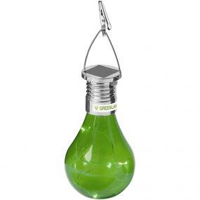 Solar Glühbirne Surya mit LED Licht als Werbeartikel