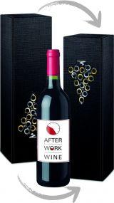 Präsentset After Work Wine als Werbeartikel