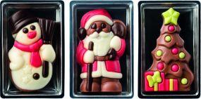Mini-Weihnachtsgrüße No. 2 als Werbeartikel