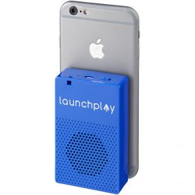 Bluetooth® Lautsprecher Stick-On-Stand als Werbeartikel