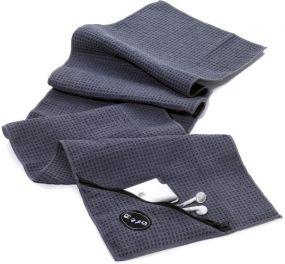 TROIKA Fitness-Handtuch SCHWITZABLEITER als Werbeartikel