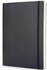 Klassiches Notizbuch X-Large Softcover