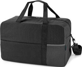 HEXA Sporttasche mit einem halbstarren Boden mit Verstärkung als Werbeartikel