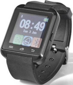 Smart Watch Nicolle mit Touchscreen als Werbeartikel