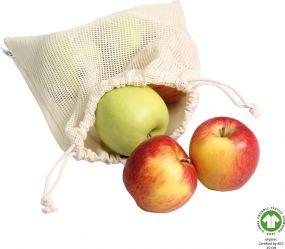 Wiederverwendbare Food Bag Sissi Fairtrade