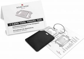 Card Tool Travel Tag 30 Funktionen als Werbeartikel