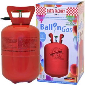 Party Factory 30 Helium als Werbeartikel