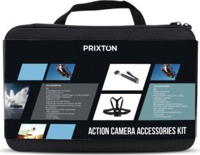 Action Camera Zubehör Prixton Kit610