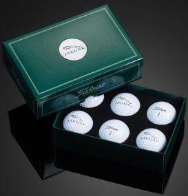 Titleist 6er Golfball Box inkl. Doming