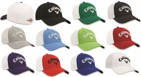 Callaway Mesh Fitted Caps