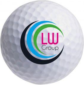 Golfball Blanco, inkl. Werbedruck