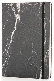 Deluxe A5 Notizbuch in Marmor Optik liniert