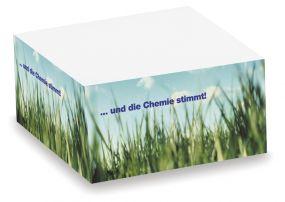 Zettelblock Small mit Digitaldruck