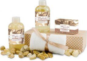 Wellness-Set Magnolia Spa als Werbeartikel