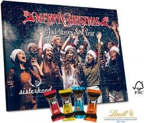 Lindt Adventskalender HELLO Mini